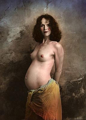 Pinturas de grávidas 03-10