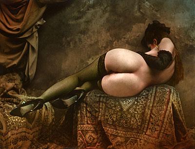 Fotógrafo Jan Saudek - bizarrice que encanta 03-14