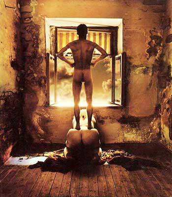 New View from My Window | photographs | Jan Saudek & Sarah Saudek