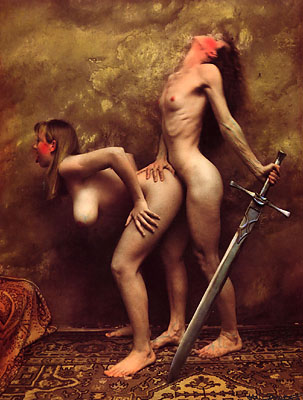 Jan Saudek, Conquest of Paradise